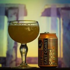 405 East Coast Crush de Brewdog. Une IPA style New England, très trouble et super fruitée (fruit tropicaux) que j'ai beaucoup aimée. https://ift.tt/2NGmvda https://ift.tt/36gDx8d (encoreunebière) Tags: beer craftbeer bière bier cerveza