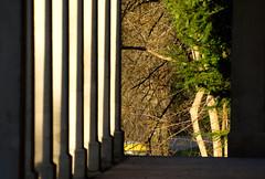 Pump Room (MarkusR.) Tags: d723765 mrieder markusrieder stuttgart badcannstatt kurpark city stadt stadtansichten townscape spapark park parkanlage fotospaziergang photostroll germany deutschland nikon nikond7200 stadtteil district partofthecity pumproom wandelhalle building gebäude