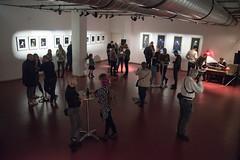»Bilder des Tanzes« von Maciej Rusinek- Fotografische Impressionen aus dem Gallus Theater 2019 - Vernissage-bw_20200119_0714.jpg (Barbara Walzer) Tags: fotografie gallustheater kunst maciejrusinek