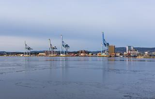 Ice @ Bekkelags pier