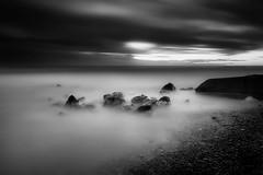 298-seconds (Fabrizio Massetti) Tags: sea longexposure bw clouds light seascape marche fabriziomassetti sunrise sun adriatico italy nikond4s 2470f28 lee