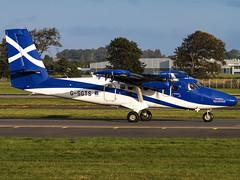 Photo of Loganair | Viking Air DHC-6-400 Twin Otter | G-SGTS
