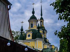A veces basta mirar. (Jesus_l) Tags: europa paisesbálticos estonia pärnu iglesiadestacatalina jesúsl