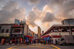A week to Chinese New Year (酷哥哥) Tags: singapore chinatown clouds peoples park complex smith street cny chinese new year celebration people shopping