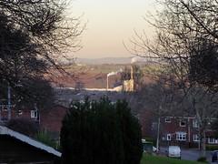 Knauf Insulation Factory, Chapel Lane, Pontnewydd, Cwmbran 20 January 2020 (Cold War Warrior) Tags: knauf factory pontnewydd cwmbran
