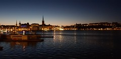Stockholm 07:09AM. (Papa Razzi1) Tags: january winter stockholm sweden 2020 s9 sunrise city riddarholmen tired wornout