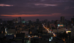 """""""so long, 2019."""" (i) (hugo poon - one day in my life) Tags: xt30 35mm taiwan tainan westcentraldistrict citynight colours lights sign skyline cloud dusk newyearseve sunset 2019 asiafavorites happyplanet"""