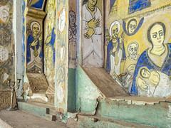 LR Ethiopia 2020-250429 (hunbille) Tags: birgitteetiopien201920202lr ethiopia zege peninsula ura kidane mehret mihret urakidanemehret monastery mural fresco