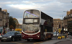 Photo of Lothian 389 SN11EDV Edinburgh 30 October 2019 (2)
