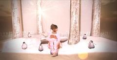 Renewal (*kAmmieAnn*) Tags: facedesk secondlife avatar fashion style trend appearance homegarden yasum dva serenitystyle penguin babypenguin animesh roam follow originalmesh exclusive themenjailevent foxcity