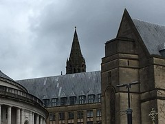 Iconic Buildings of Manchester (MCC41E !) Tags: architecture manchester