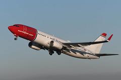 LN-NHA Boeing B737-8JP EGPH 31-12-19 (MarkP51) Tags: edinburgh plane airplane scotland airport nikon image aircraft edi airliner d500 egph d7200 markp51 sunshine sunny nikon24120f4vr nikon70200f4vr nikonafp70300fx boeing dy b737 nax norwegianairshuttle b7378jp lnnha