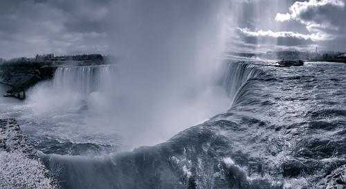 Majestic Niagra falls
