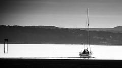 Southampton Water (Bernie Condon) Tags: southamptonwater river sea banks bank water boat scenary