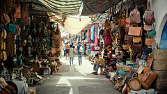 Souk Discount Bazaar Alley Edited 2020 (chocolatedazzles) Tags: souk discount bazaar alley marktgasse loadalley goods market center souveniers commercial sell trade sale soq suk sook music shops objectsarabic moroccan oriental morocco