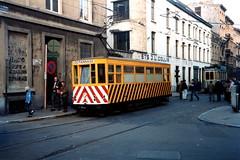 STIB 34-21-12-1985--4143 (phi5104) Tags: trams stib mivb belgië belgique bruxelles brussel