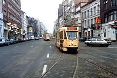 STIB 7078-T90-27-11-1985--0441 (phi5104) Tags: trams stib mivb belgië belgique bruxelles brussel