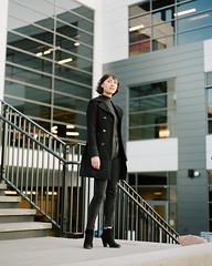 Kasumi (darylovejr) Tags: mamiya rz67 mediumformat mamiyarz67ii film 6x7 portrait kodak portra400