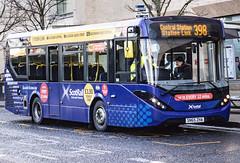 Photo of SN65ZHA Alexander Dennis AD E20D  Glasgow Citybus