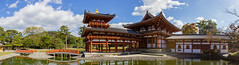 Byodo-in panoramique (stephanexposeinjapan) Tags: japon japan asia asie stephanexpose canon 600d 1635mm temple byodoin panoramique panorama kyoto uji