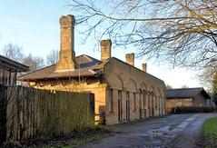 Bakewell Station (R~P~M) Tags: train railway station abandoned disused bakewell derbys derbyshire england uk unitedkingdom greatbritain