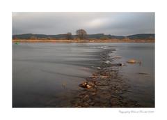 Landschaft (Roland Knechtel) Tags: fluss flus river wasser water stromschnellen natur nature langzeitaufnahme roland knechtel deutschland germany berlin ufer steine