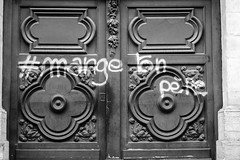 DSCF4489 (LexomIA) Tags: bordeaux street urbain bw nb streetphotography