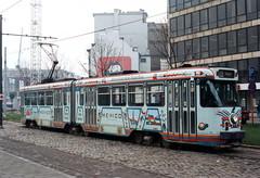 STIB 7800-T90-09-11-1993--3152 (phi5104) Tags: trams stib mivb belgië belgique bruxelles brussel