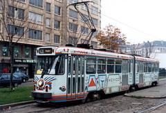 STIB 7800-T90-09-11-1993--3151 (phi5104) Tags: trams stib mivb belgië belgique bruxelles brussel