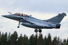 354 / 4-FU French Air Force Dassault Rafale B, EFTP, Finland (Sebastian Viinikainen.) Tags: hx hxchallenge 354 3544fu 4fu eftp dassault rafale fighter