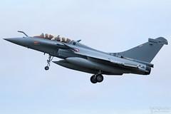 301 French Air Force Dassault Rafale B, EFTP, Finland (Sebastian Viinikainen.) Tags: 301 frenchairforce dassault rafale fighter hxchallenge hx eftp armee