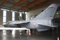 What Might Have Been (ƒliçkrwåy) Tags: e01 miragef1 snecmam53 dassault aerocampus aquitaine latresne aircraft aviation instructional