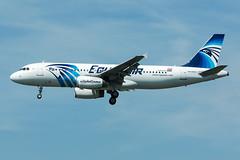 SU-GCA - EgyptAir - Airbus A320-232 (5B-DUS) Tags: sugca egyptair airbus a320232 a320 dus eddl dusseldorf düsseldorf airport airplane aircraft aviation flughafen flugzeug planespotting plane spotting