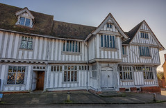 Guildhall (metrisk) Tags: suffolk lavenham guildhall
