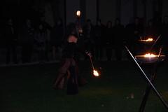2018-11-07_22-19-08_Pentax_JH (Juhele_CZ) Tags: mikulov moravia czechrepublic fire flames fireswallower fireeater performance night art burn motion