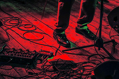 Concert Rock Musician Cables Edited 2020 (chocolatedazzles) Tags: concert rock musician cables distorter stage feet electricguitar singer guitarist low music song