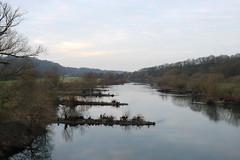 Landschaft / landscape (Las Cuentas) Tags: ruhr river hattingen nrw water wasser landscape landschaft bochum