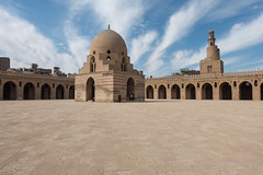 Ibn Tulun Mosque (william.purcell) Tags: egypt islamic cairo ibn tunul mosque