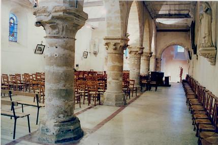 colonnes colatéral