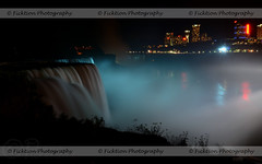 Ice in Summer (ficktionphotography) Tags: niagarafalls waterfalls americanfalls water canada newyork ontario explore