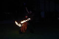 2018-11-07_22-25-42_Pentax_JH (Juhele_CZ) Tags: mikulov moravia czechrepublic fire flames fireswallower fireeater performance night art burn motion