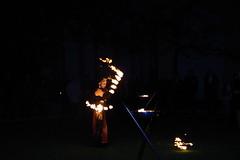 2018-11-07_22-25-16_Pentax_JH (Juhele_CZ) Tags: mikulov moravia czechrepublic fire flames fireswallower fireeater performance night art burn motion