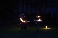 2018-11-07_22-24-40_Pentax_JH (Juhele_CZ) Tags: mikulov moravia czechrepublic fire flames fireswallower fireeater performance night art burn motion
