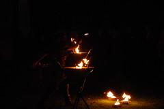 2018-11-07_22-23-12_Pentax_JH (Juhele_CZ) Tags: mikulov moravia czechrepublic fire flames fireswallower fireeater performance night art burn motion
