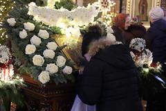 18/01/2020 - Архиерейское богослужение в день Навечерия Святого Богоявления