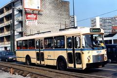 STIB 8536-B53-16-04-1993--2665 (phi5104) Tags: bus stib mivb belgië belgique bruxelles brussel