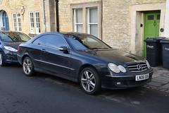 2006 Mercedes CLK 280 (hugh llewelyn) Tags: 2006mercedesclk280