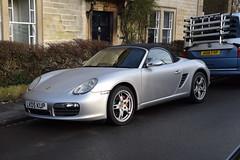 2005 Porsche Boxter (hugh llewelyn) Tags: 2005porscheboxter