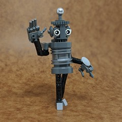 Timothy the Tin Can (JakTheMad) Tags: lego moc afol