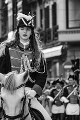 ... Tamborrada 2020 ... (Lanpernas .) Tags: tamborrrada sansebastián donostia 2020 city parade carnaval people chica girl mujer